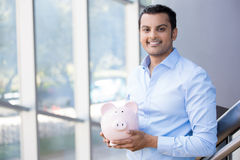 Financial savings Royalty Free Stock Image