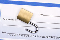 Financial security Stock Photography