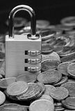 Financial security Royalty Free Stock Photos