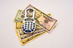 Financial security: invested well. Royalty Free Stock Photography