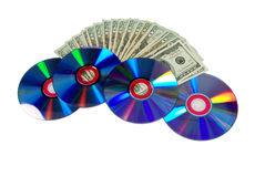Financial software Stock Photo