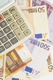 Financial statement Stock Images