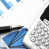 Financial stock market success Stock Image