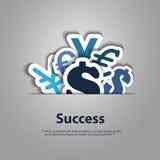 Financial Success Concept Stock Image