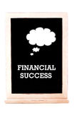 Financial Success Sign Royalty Free Stock Photo