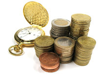 Financial times Royalty Free Stock Images