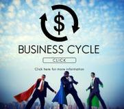 Financial Trade Economics Financial Graphic Concept Stock Photos