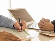 Financial Transactions Stock Images