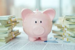 Financial wealth Royalty Free Stock Photography