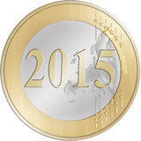 Financial Year Europe Royalty Free Stock Image