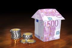 Financiamento das propriedades. Imagens de Stock