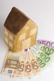 Financiamento do empréstimo hipotecario Foto de Stock Royalty Free
