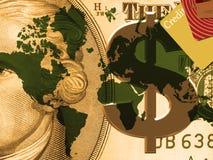 Financieel royalty-vrije illustratie