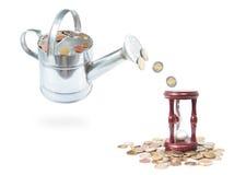 Financieel concept. stock fotografie