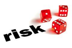Financieel risico Royalty-vrije Stock Afbeelding