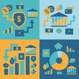 Financieel Se Vector Illustratie