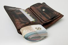 Financieel succes Stock Foto