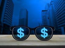 Financieel succesconcept royalty-vrije stock fotografie