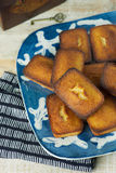 Financiers Stock Image