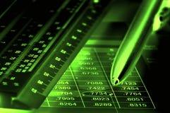 Financies Royalty Free Stock Image