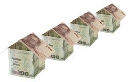 Financing of housebuilding Stock Image
