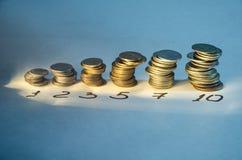 Finans Arkivfoton