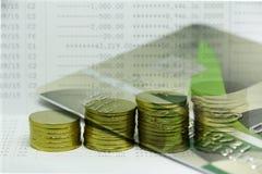Finansbegrepp för personligt lån Royaltyfri Fotografi