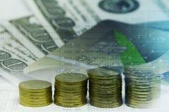 Finansbegrepp för personligt lån Royaltyfria Bilder