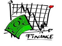 finanse Zdjęcia Stock