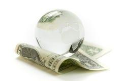 Finanse globalny pojęcie Zdjęcie Stock