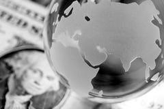 Finanse globalny pojęcie Obrazy Royalty Free