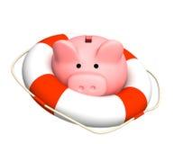 finansiell hjälpnedgång