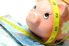 finansiell kris Royaltyfri Foto