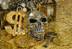 finansiell risk royaltyfri fotografi