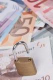finansiell säkerhet Royaltyfria Foton
