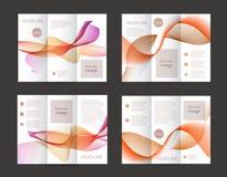 finansiell serie för affärskort Royaltyfria Foton