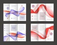 finansiell serie för affärskort Arkivbild