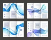 finansiell serie för affärskort Royaltyfria Bilder
