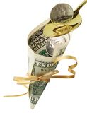finansiell ström arkivbilder
