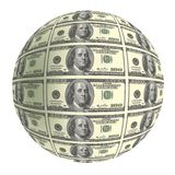 finansiell värld Royaltyfria Foton