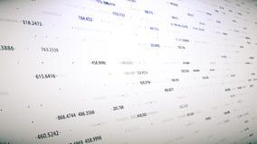 Finansiella diagram och diagram som visar ökande vinster Royaltyfri Foto