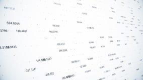 Finansiella diagram och diagram som visar ökande vinster Royaltyfria Bilder