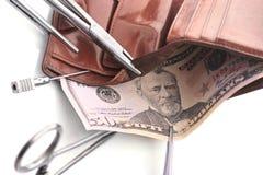 finansiella funktioner royaltyfri bild