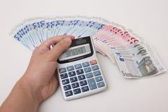 finansiella investeringar Royaltyfri Fotografi