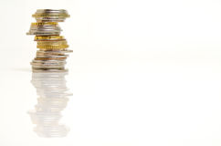 Finansiella prognoser Arkivfoton