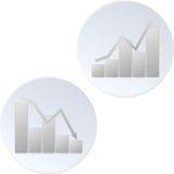 Finansiella scheman Arkivfoto