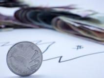 finansiellt begrepp Arkivfoto