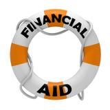 finansiellt hjälpmedel Royaltyfri Fotografi
