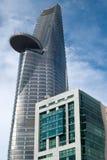 finansiellt torn vietnam för bitexco Arkivfoto