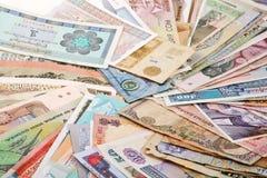 finansinternational Arkivfoton